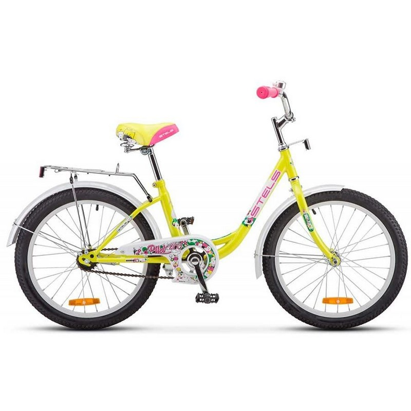 Купить Велосипед Stels 20 Pilot 200 Lady Z010 2019 (LU088688),