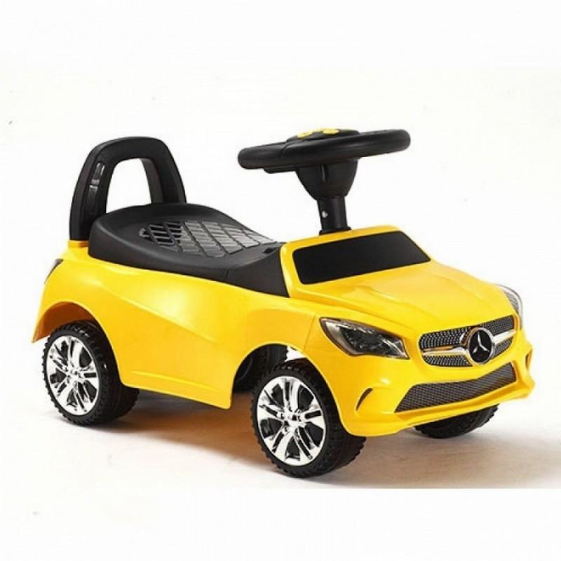Толокар River-Toys Merc JY-Z01C-MP3-YELLOW