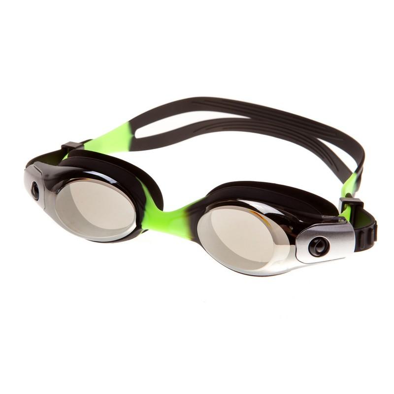 Купить Очки для плавания Alpha Caprice KD-G45 Black/Green,