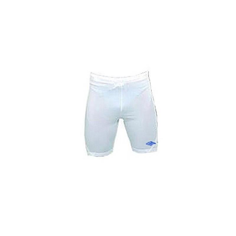 Тайтсы футбольные Umbro Tights U90228 (098) бел/син.