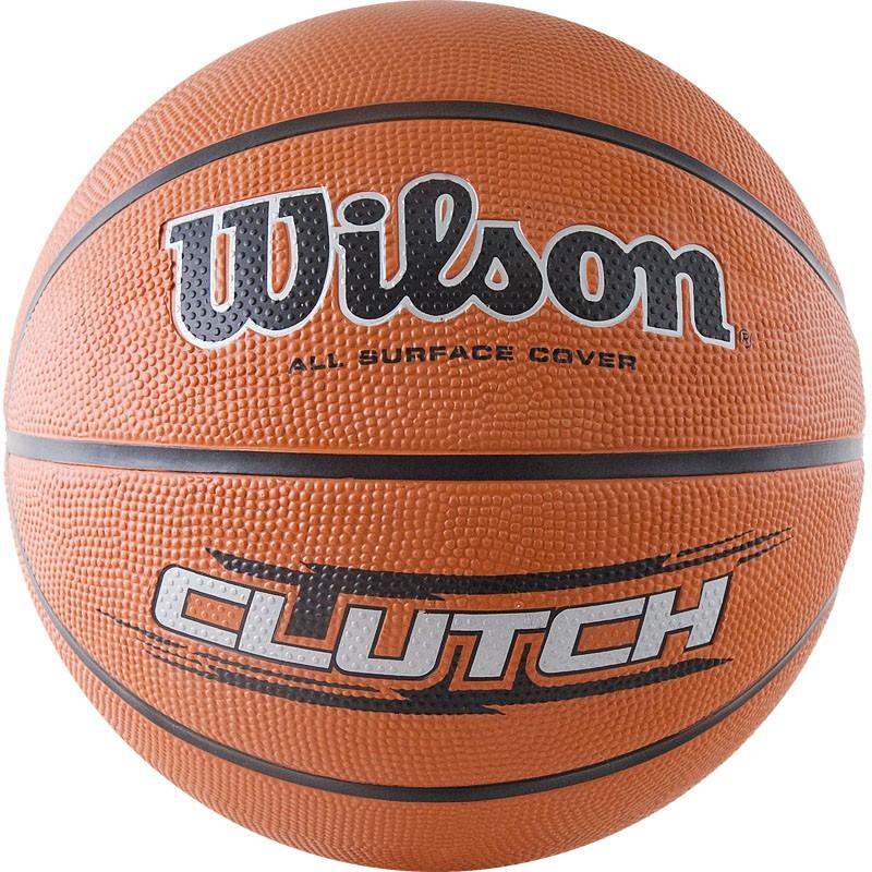 Купить Баскетбольный мяч Wilson Clutch р.7 WTB1434XB,