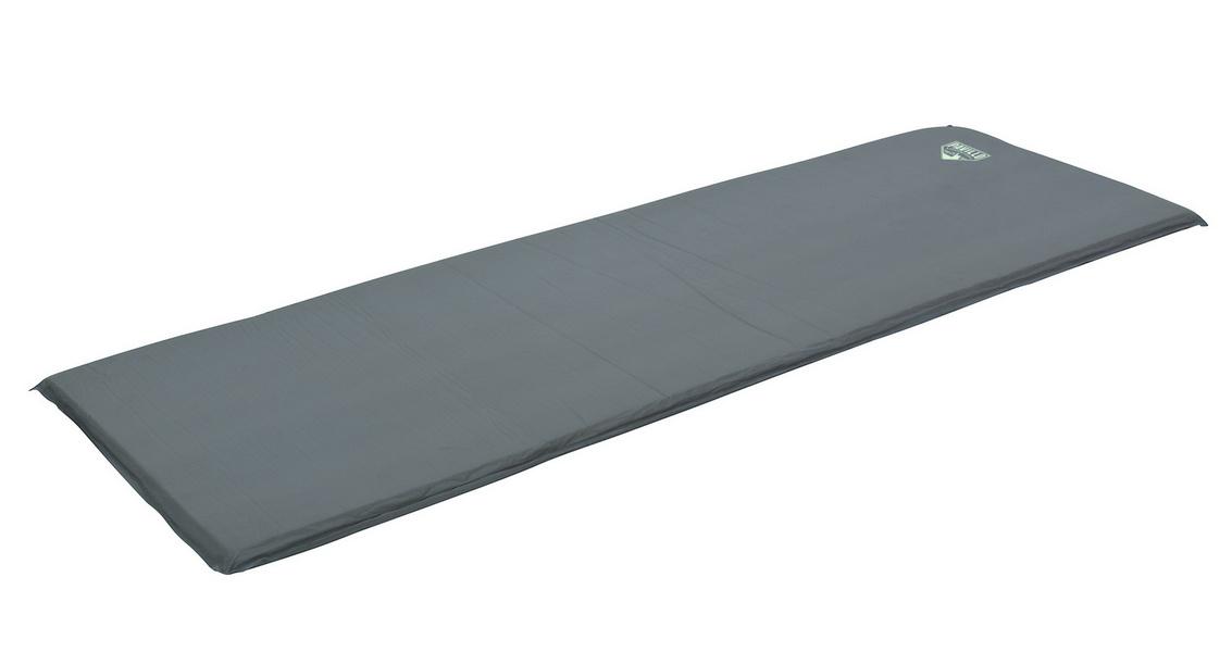 Самонадувающийся коврик Bestway Mondor 1-местный 200х66х3 см 68056
