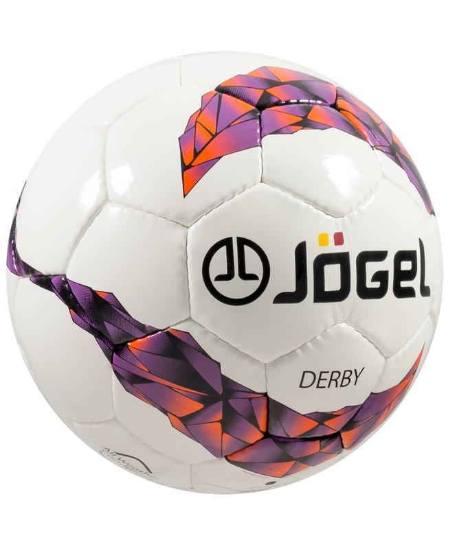Мяч футбольный J?gel JS-500 Derby №4