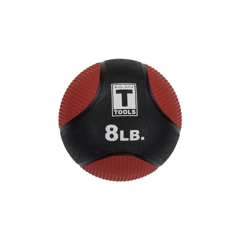 Купить Тренировочный мяч 3,6 кг (8lb) премиум Body Solid BSTMBP8,
