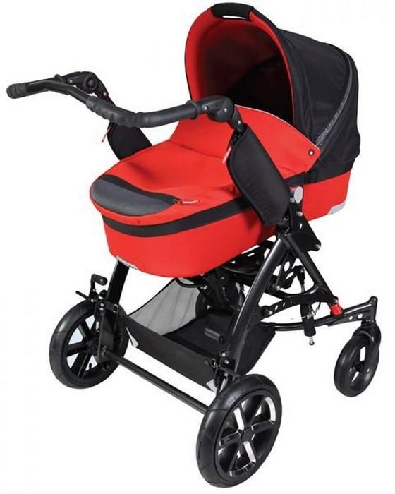 Кресло-коляска инвалидная детская Patron складная для новорожденных LY-710-TOM 5N