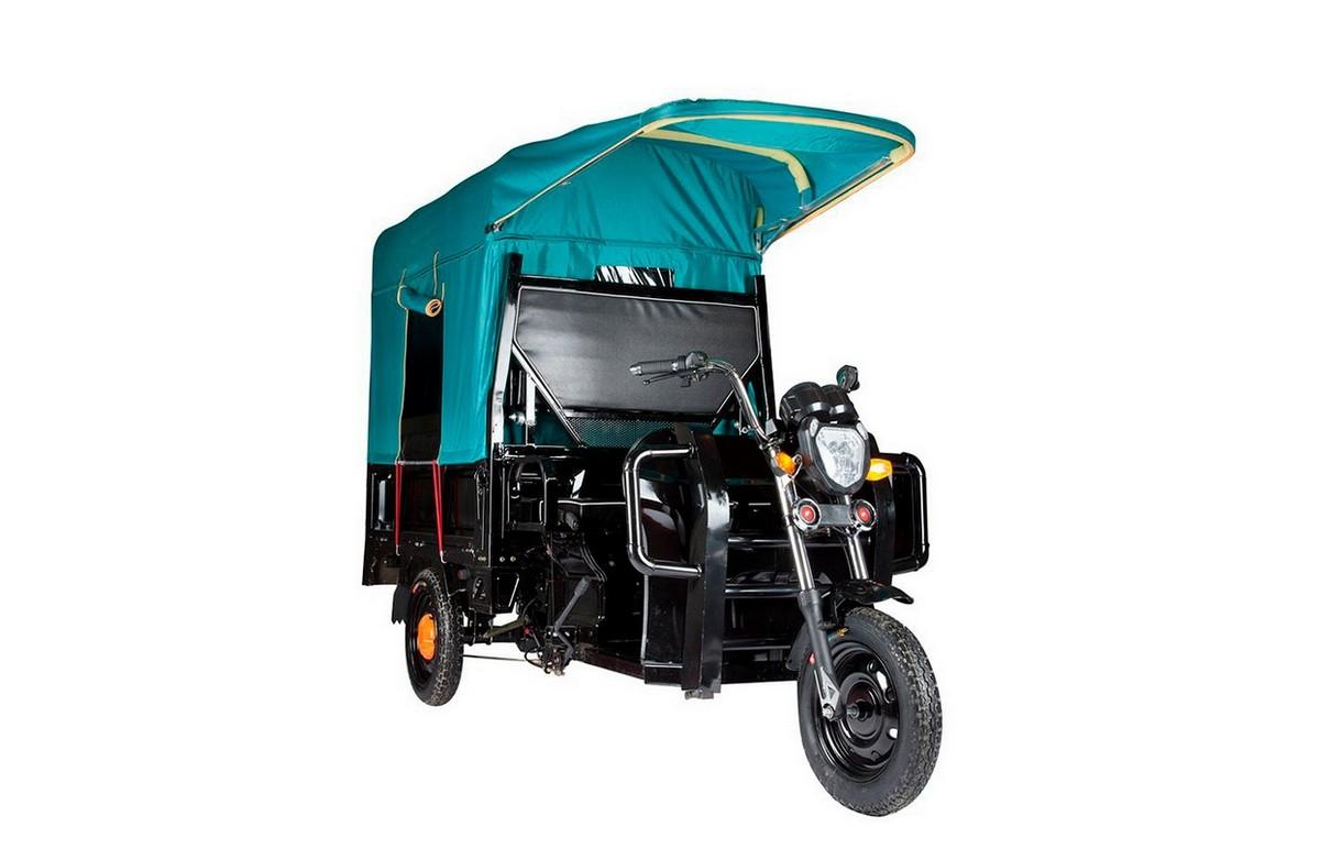Тент для грузового трицикла D3 Eltreco 8659