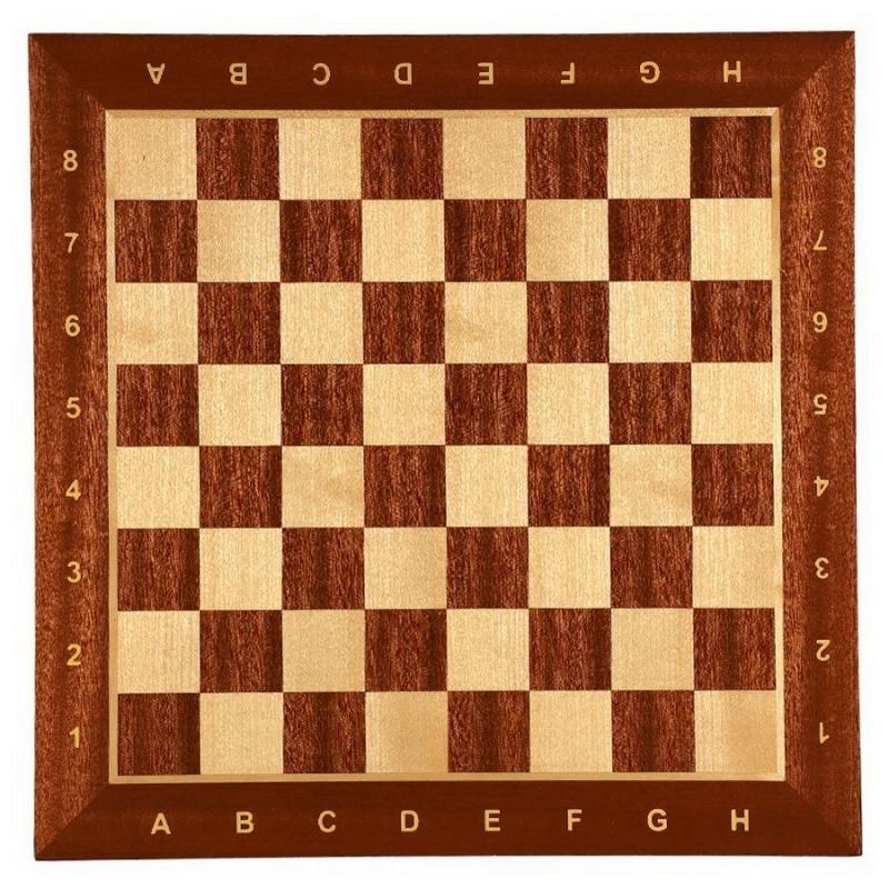 Шахматная доска Wegiel 6 wi33 фото
