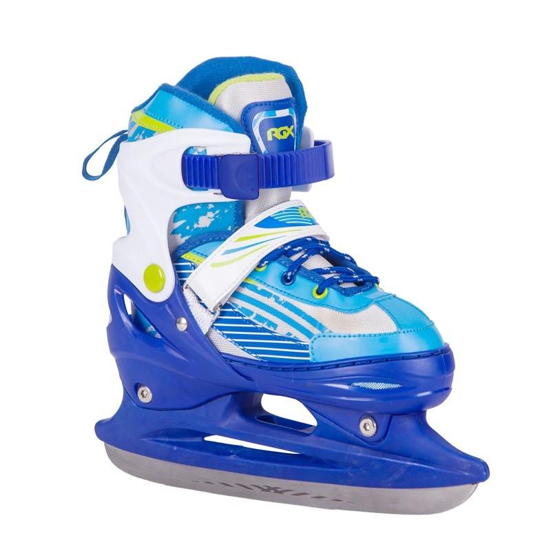 Купить Раздвижные коньки RGX Trial blue,