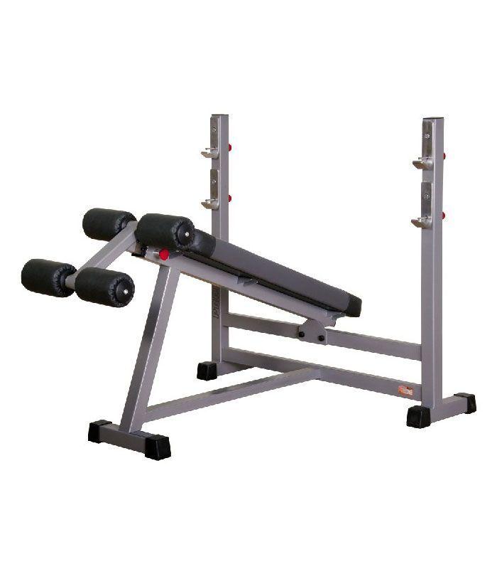 Купить Скамейка для жима под углом вниз Interatletik Gym BT-306,