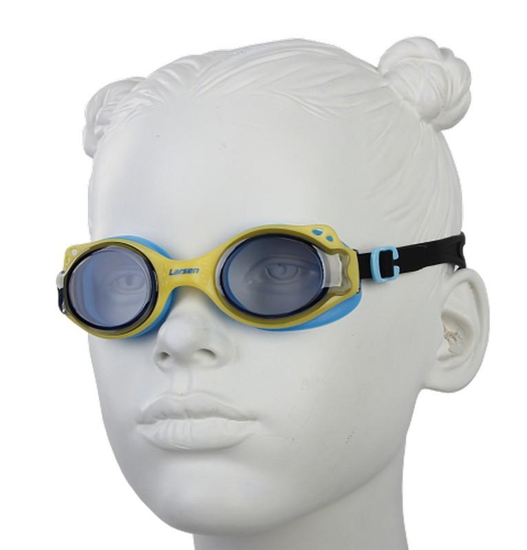 Очки плавательные детские Larsen DS27 очки плавательные детские larsen ds204