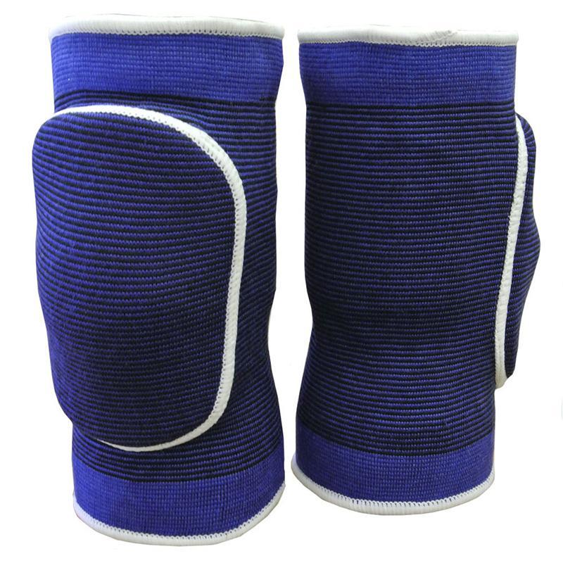 Наколенники волейбольные T07656 (пара) синие р.M-L