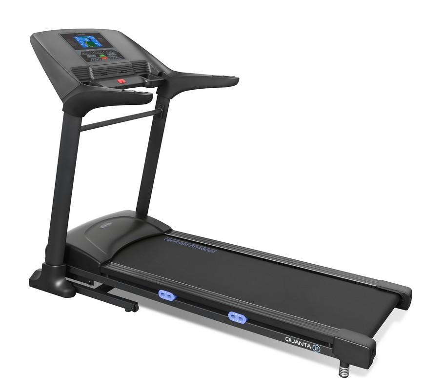 Купить Беговая дорожка Oxygen Fitness Quanta II AL HRC,