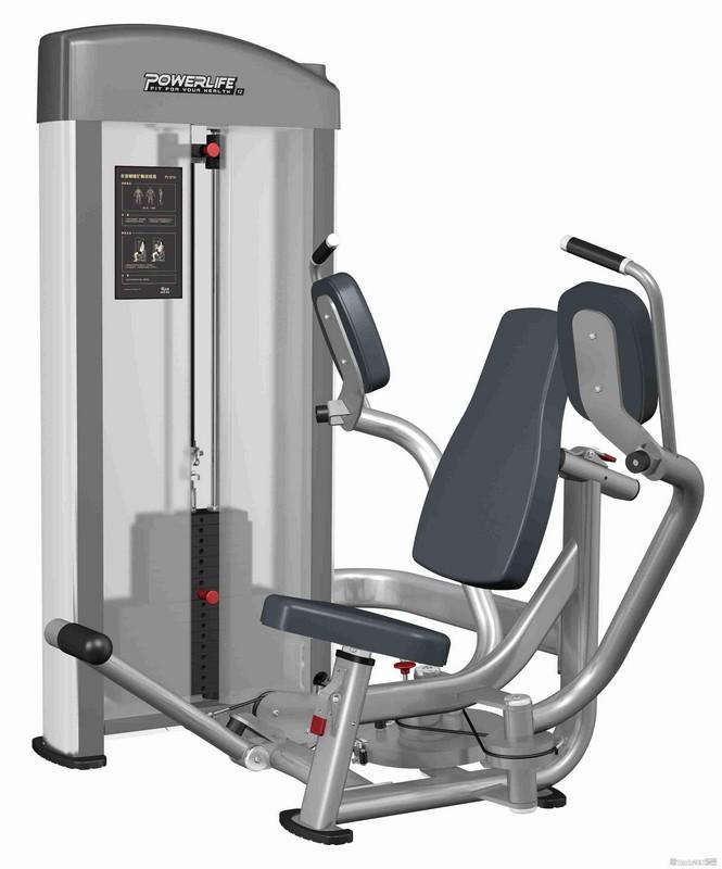 Баттерфляй Kraft Fitness KFDFLY баттерфляй задняя дельта spirit fitness dws107 u2