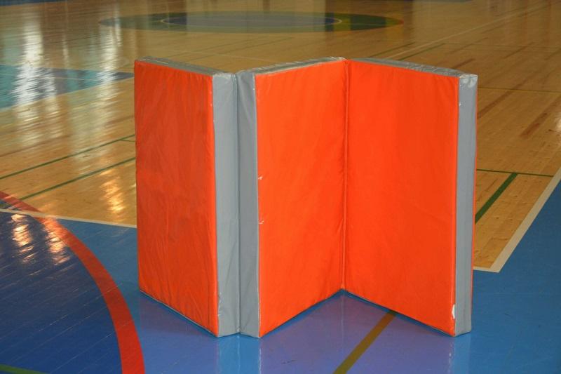 Чехол мата гимнастического складной 2х3х0,1м (тент, 3 сложения) чехол мата гимнастического складной 2х2х0 1м тент антислип 2 сложения спортивные технологии