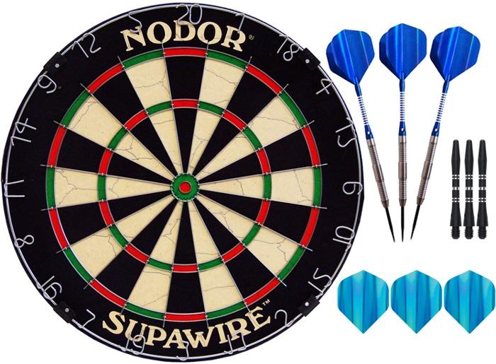 Комплект для игры в Дартс Nodor Sport дротики nodor nr 607 80