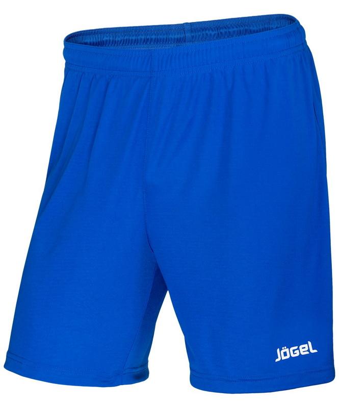 Купить Шорты футбольные Jögel JFS-1110-071 синийбелый,