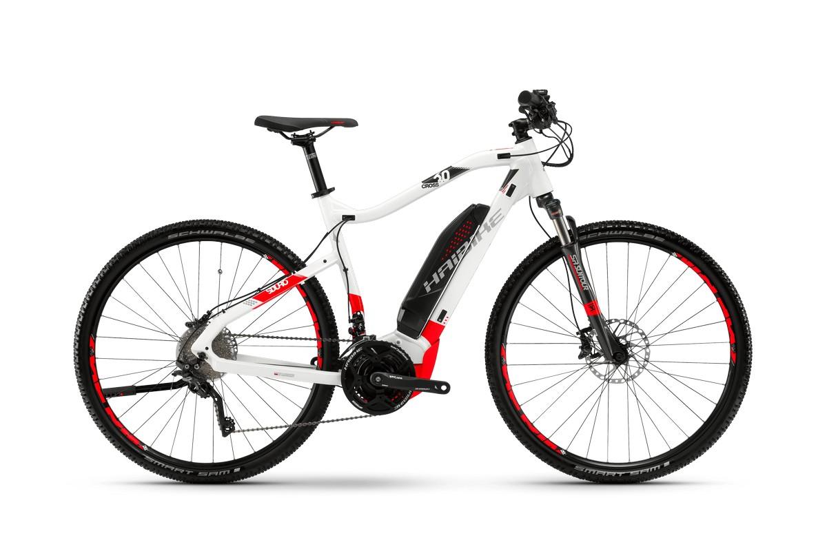 Электровелосипед HaiBike Sduro Cross 6.0 men 500Wh 20s XT (2018)