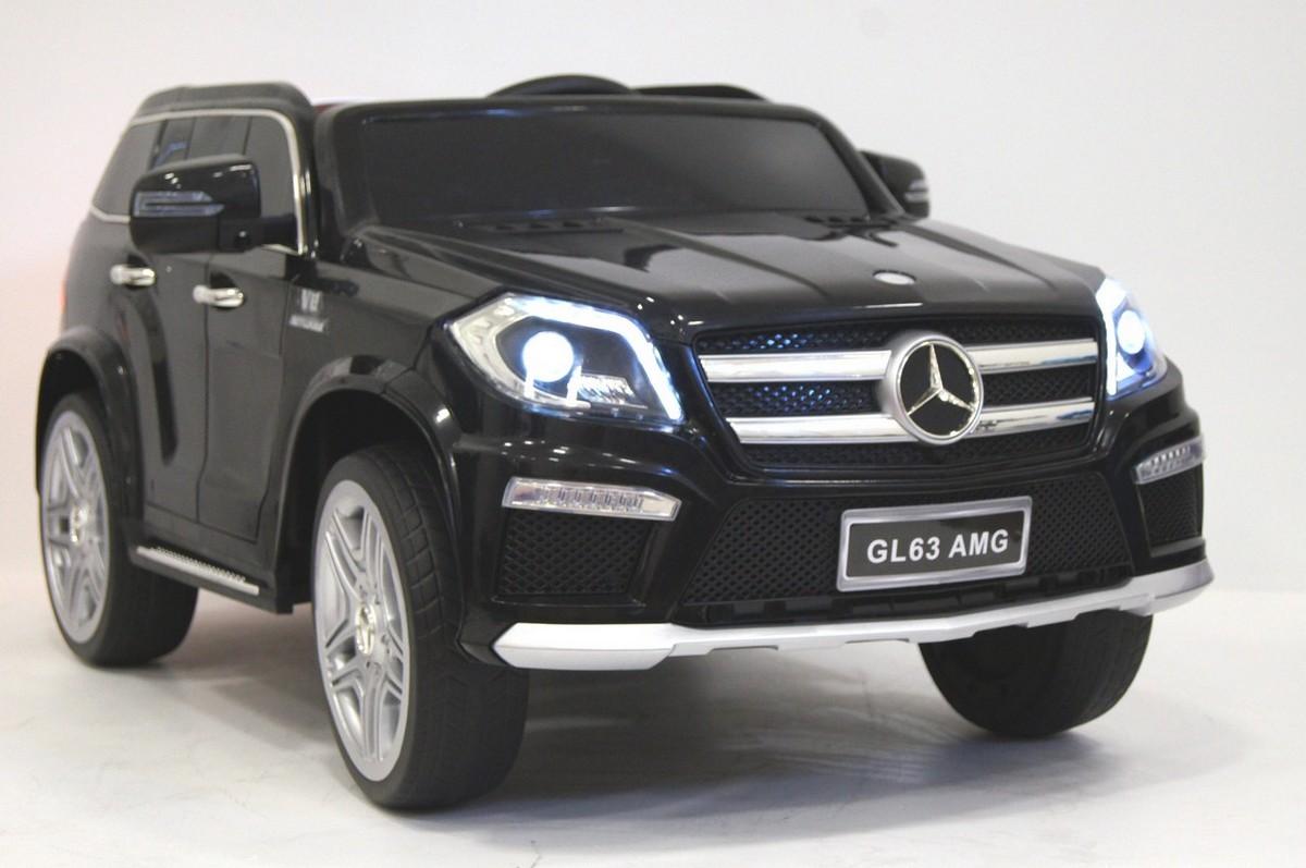 Детский электромобиль River-Toys Mercedes-Benz GL63(LS628)  с дистанционным управлением