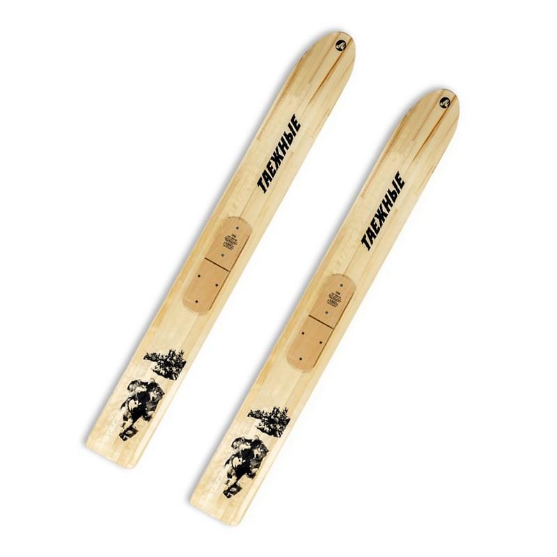 Купить Лыжи Таежные деревянные 26212, NoBrand