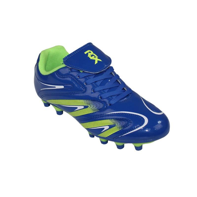 3ad1caf0f48f Бутсы футбольные RGX SB-SH-024 (13 шипов) син лайм
