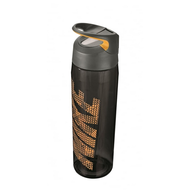Купить Бутылка для воды Nike TR Hypercharge Straw Bottle 32oz antracite/laser orange/laser orange,
