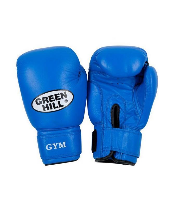 Перчатки боксерские Green Hill Gym BGG-2018 перчатки боксерские green hill dove цвет синий белый вес 10 унций bgd 2050