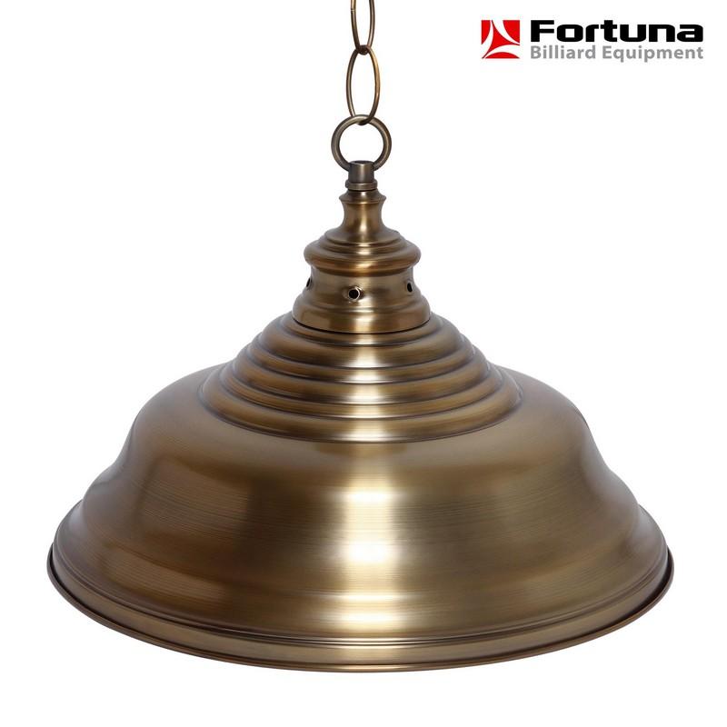 Светильник Fortuna Verona bronze antique 1 плафон