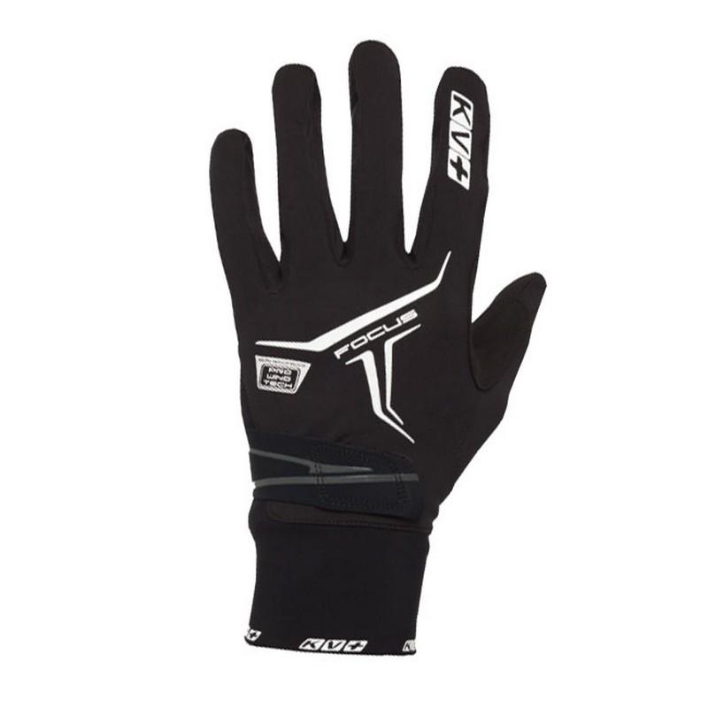 Перчатки лыжные KV+ Focus 9G07.1 черный