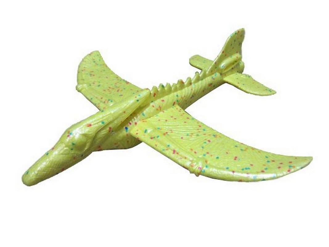 Купить Воздушный змей Bradex Птеродактиль DE 0450 желтый,