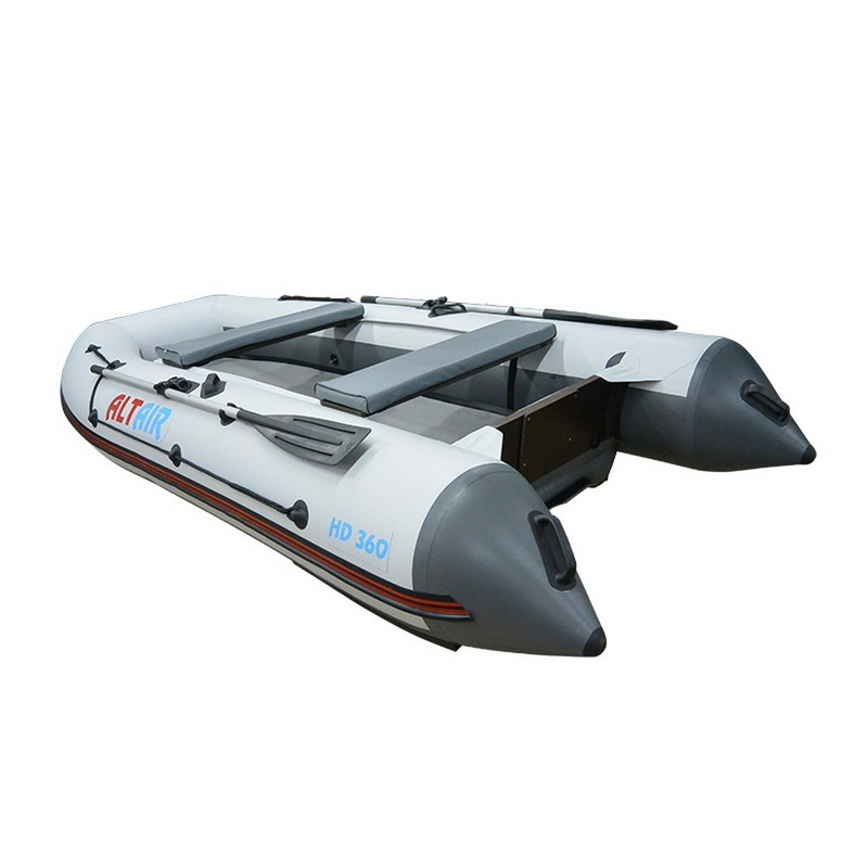 Купить Моторная надувная лодка ПВХ Altair HD 360 НДНД,