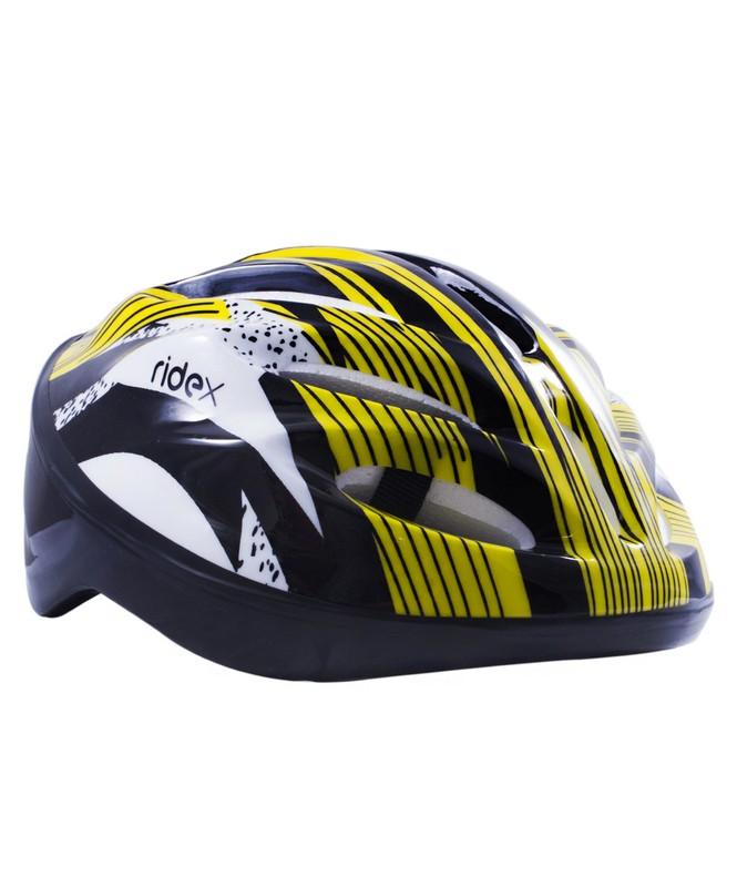 Шлем защитный Ridex Cyclone желтый-черный