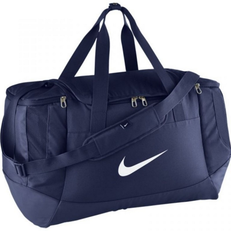 Спортивная сумка Nike Club Team Swoosh Duffel Medium BA5193-410 сумка спортивная nike nike ni464bwaaam9