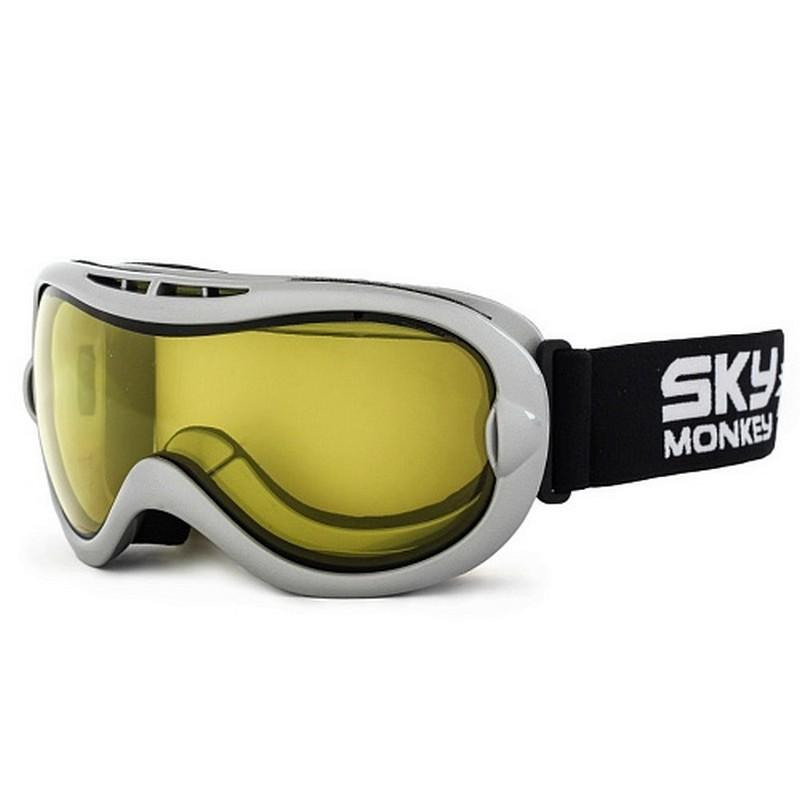 Очки горнолыжные Sky Monkey SR24 YL VSE10 серебро от Дом Спорта