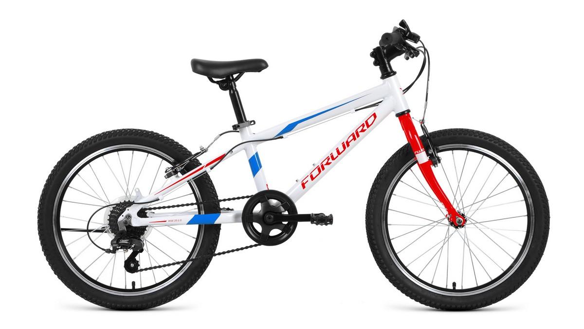 Горный велосипед Forward Rise 20 2.0 (2019)
