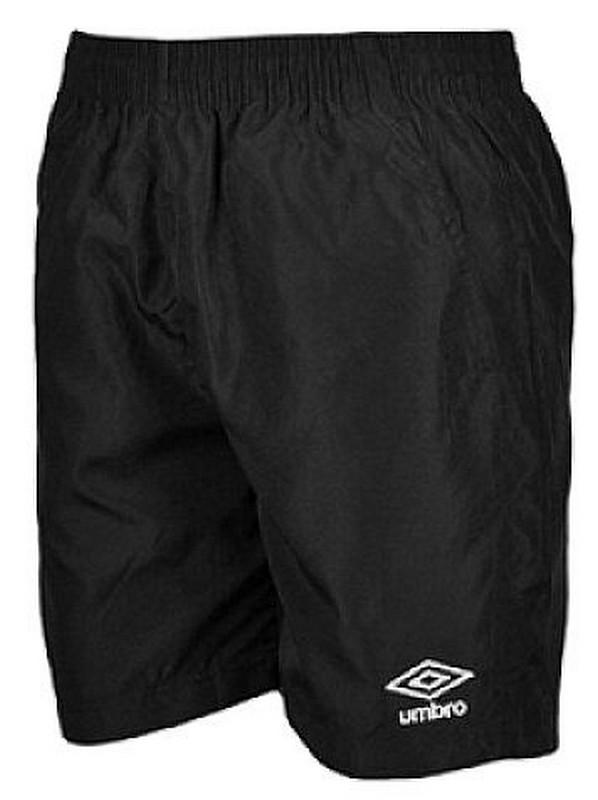 Шорты Umbro Basic Woven Shorts повседенвные 530114 (061) чер/бел.