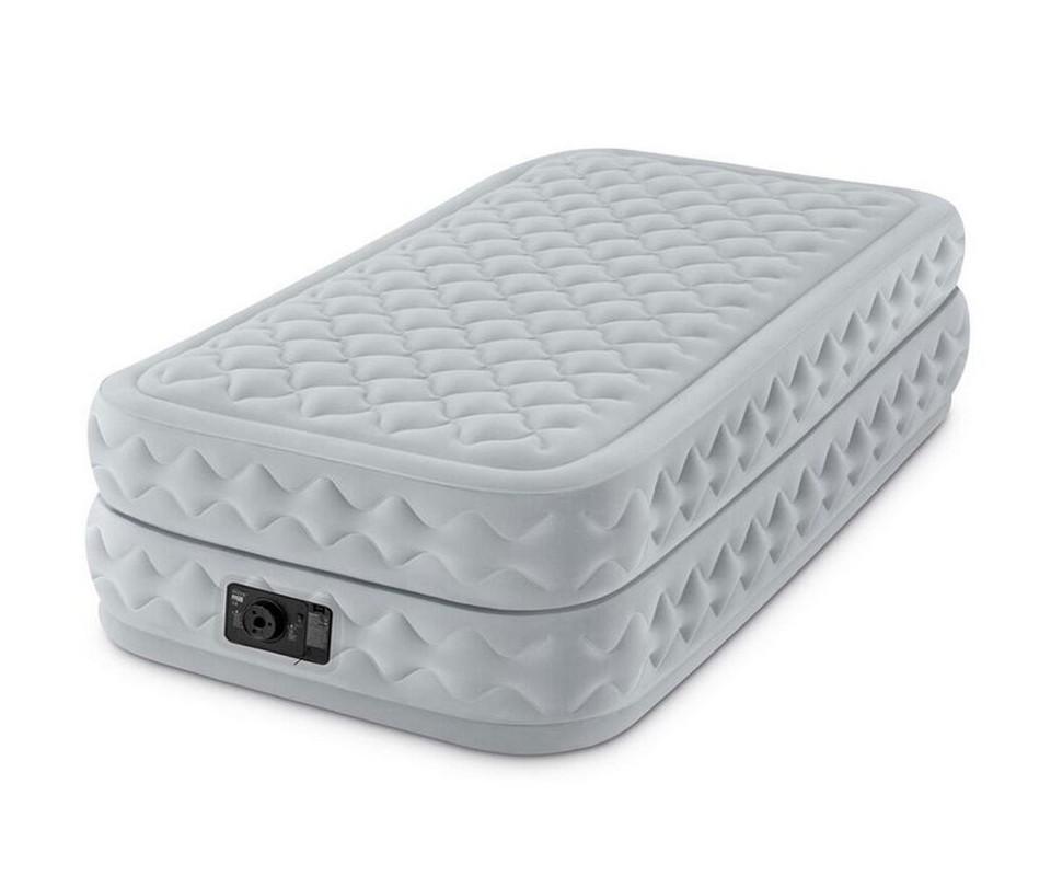Надувная кровать Intex Supreme Air-Flow Bed 99х191х51см, встр насос 64462