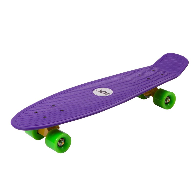 Мини-круизер RGX PNB-01BS Violet скейтборд rgx small 2
