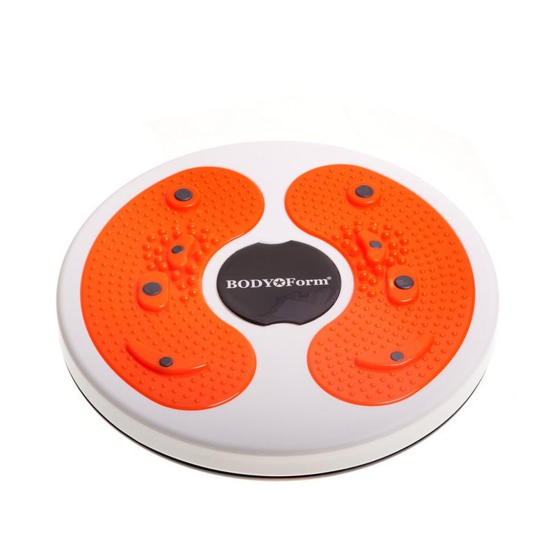 Диск Здоровья Body Form BF-BTW01 бело-оранжевый
