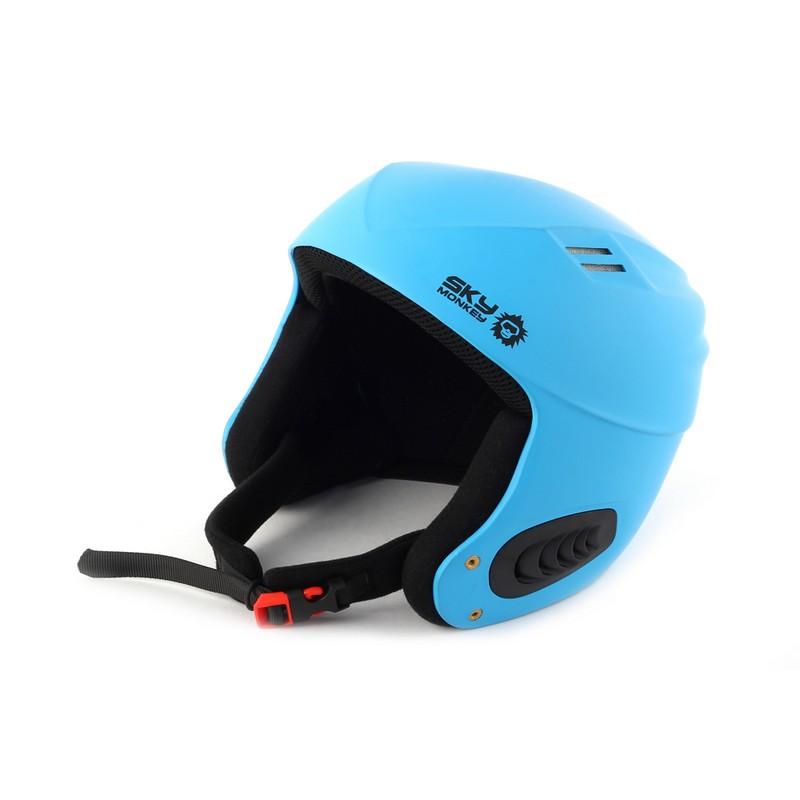 Шлем горнолыжный Sky Monkey Blue VS600 брюки blue monkey blue monkey mp002xw1amxa