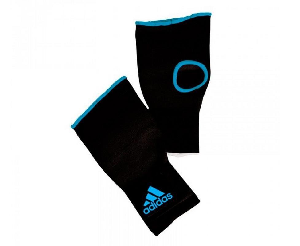 Внутренние перчатки Adidas Inner Gloves черно-синие adiBP022