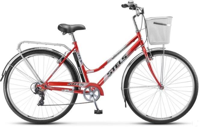 Купить Велосипед Stels Navigator 28 355 Lady Z010 (с корзиной) (LU085499) 23710,