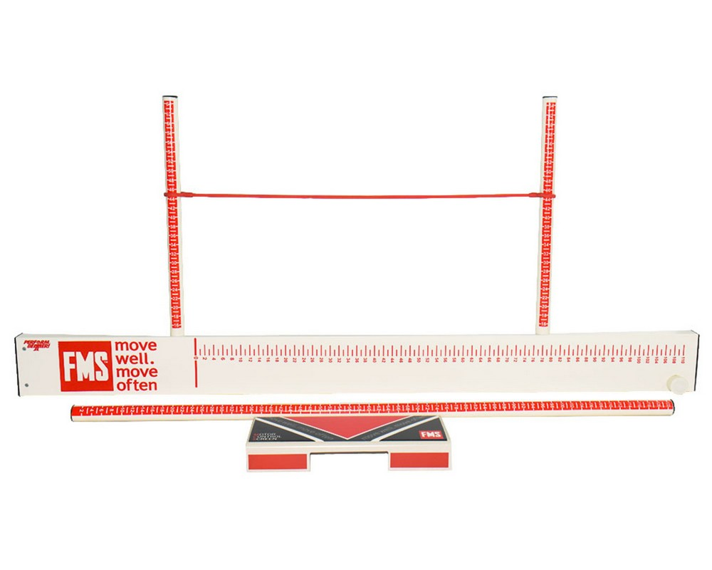 Система функционального тестирования Perform Better Gray Cook's Functional Movement Screen (FMS) Test Kit 6758,  - купить со скидкой