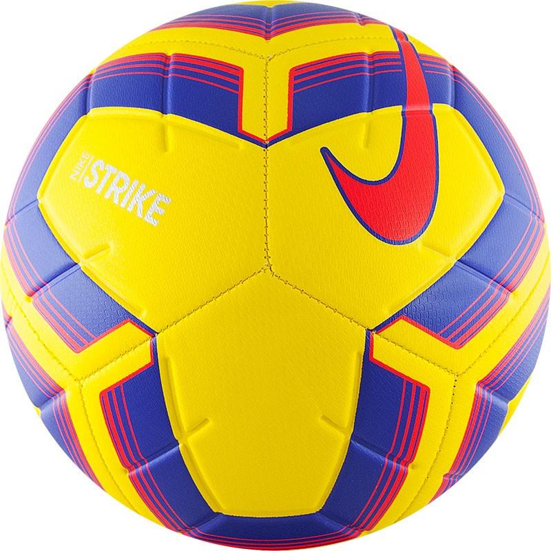 Купить Мяч футбольный Nike Strike Team SC3535-710 р.5,
