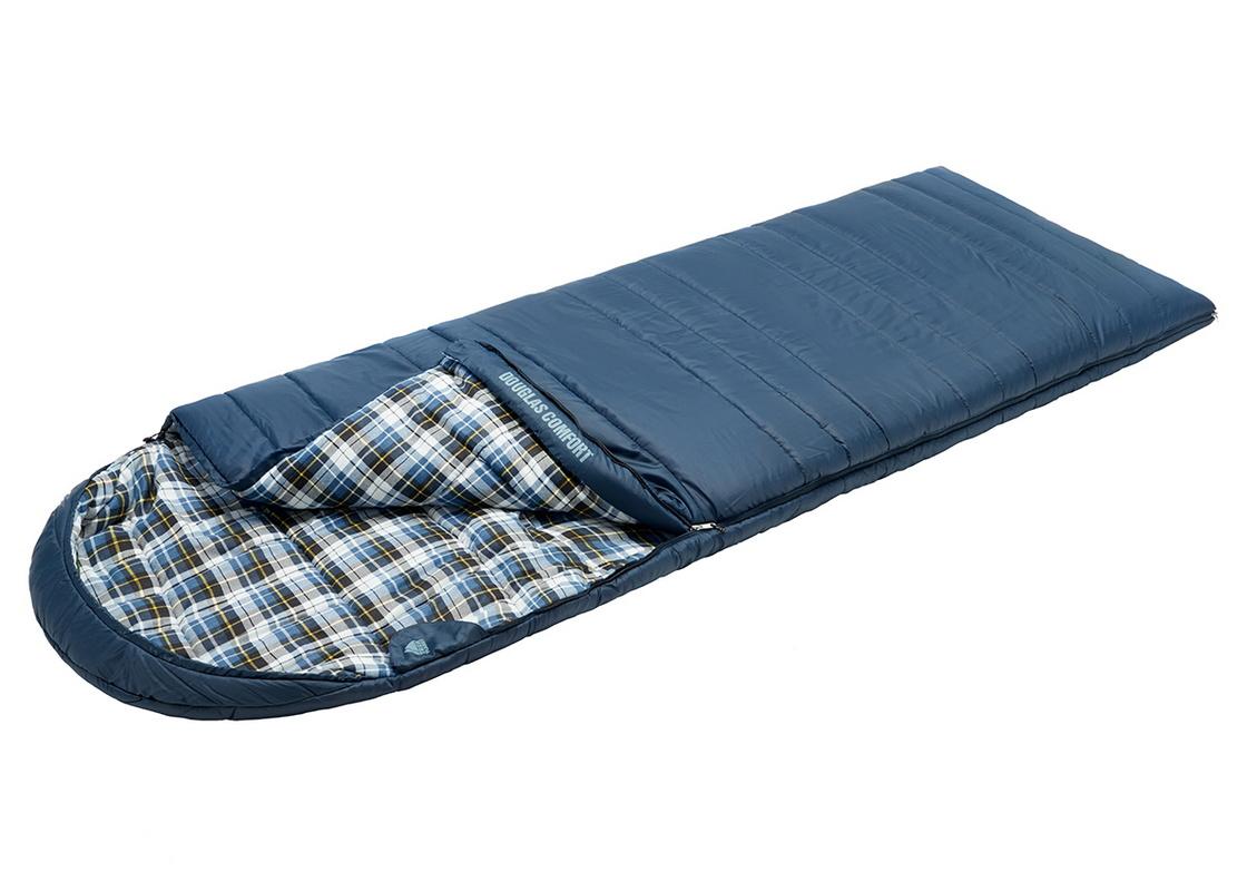 Спальный мешок Trek Planet Douglas Comfort синий 70391-L