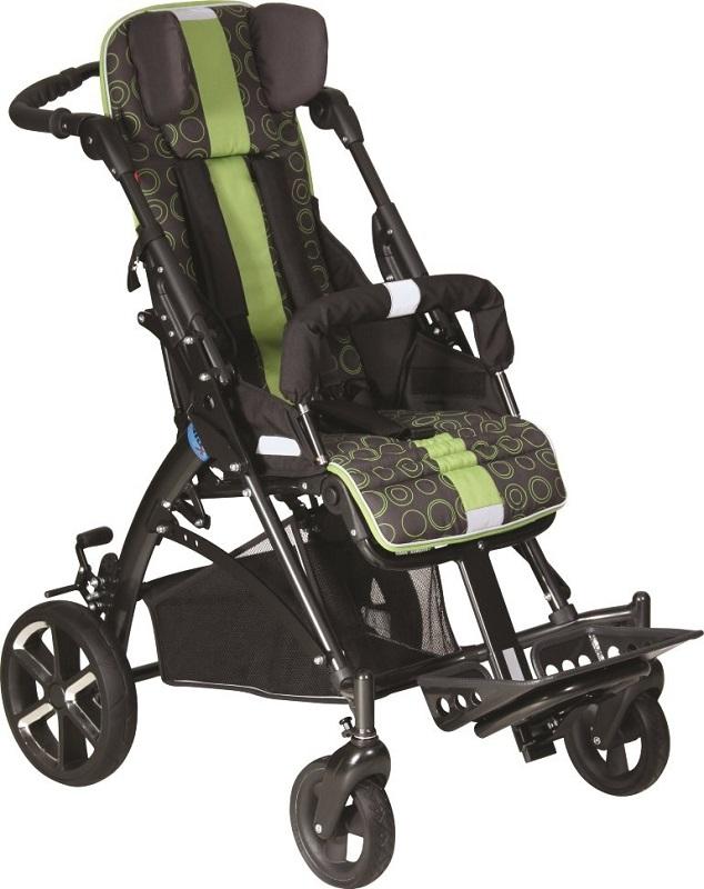 Кресло-коляска инвалидная детская Titan Deutschland Gmbh Jacko Streeter LY-710-Jacko