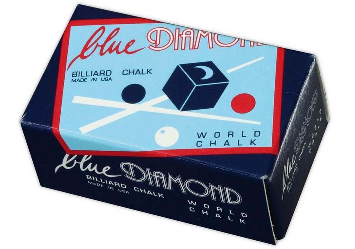 Мел Blue Diamond (2 шт) синий 7068 мел blue diamond 2 шт синий 7068