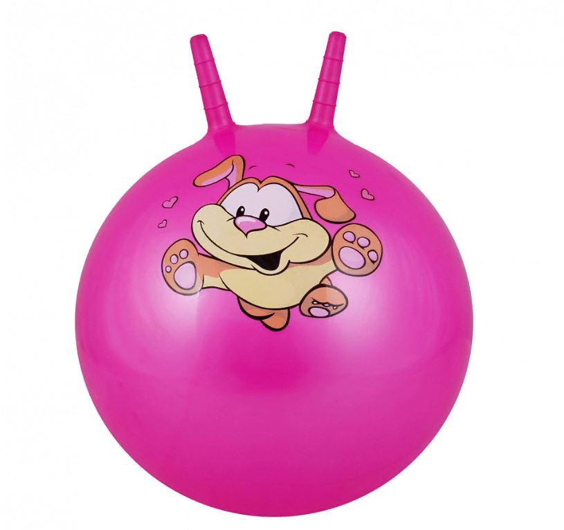 Мяч гимнастический Body Form BF-CHB02 детский 45 см, розовый