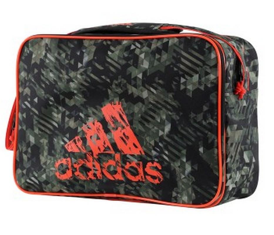 Сумка спортивная Adidas Leisure Camo Messenger S камуфляжно-оранжевая adiACC110CS3C-S сумка спортивная adidas combat camo bag m камуфляжно оранжевая adiacc053 m