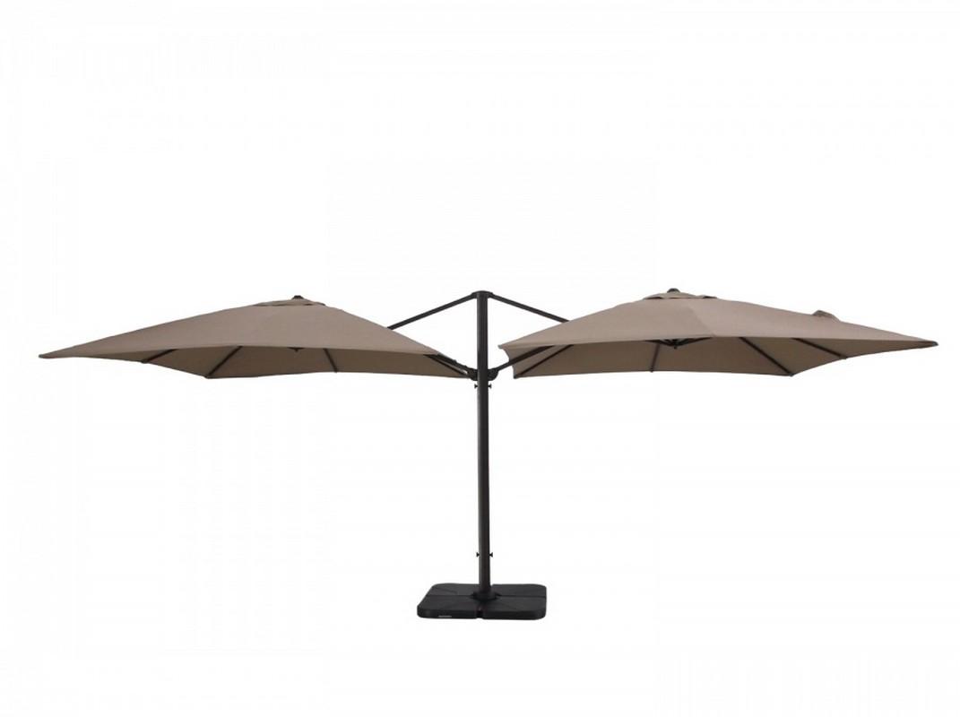 Зонт GardenWay A008 двойной