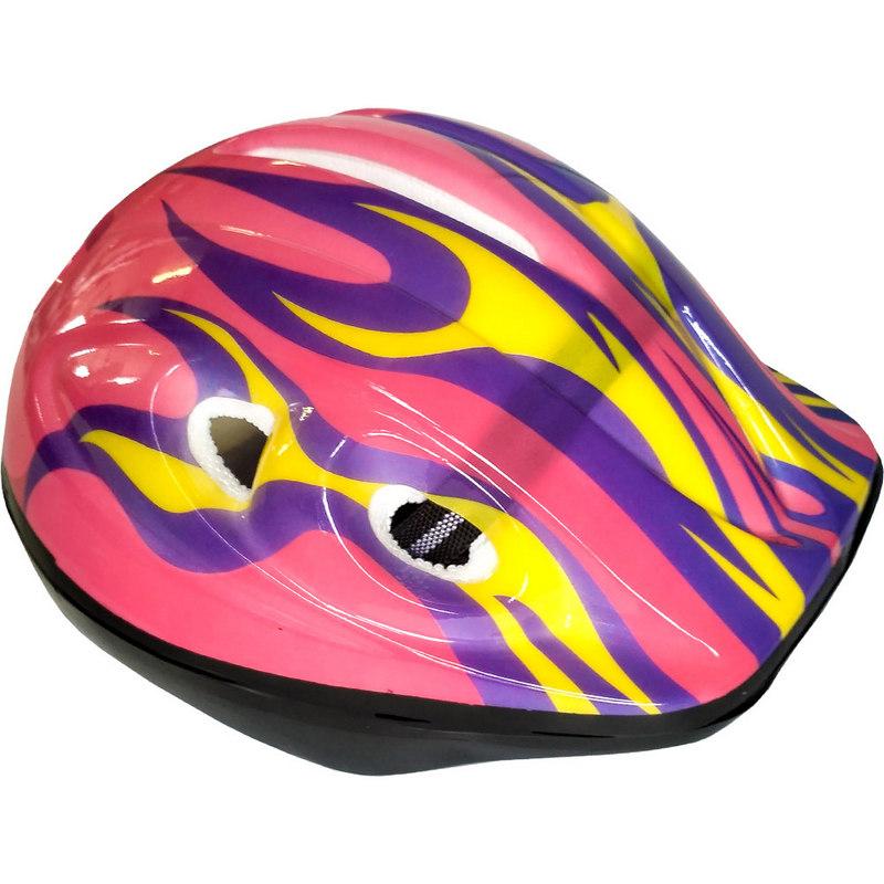 Купить Шлем защитный JR F11720-12 (розовый), NoBrand